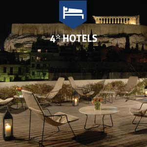 4* Hotels in Athens