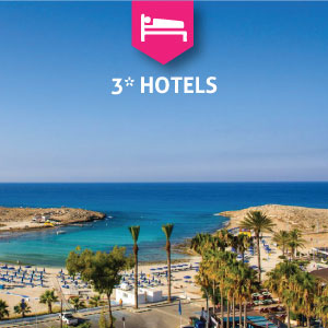 3* Hotels in Ayia Napa