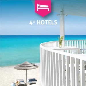 4* Hotels in Ayia Napa