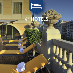 4* Hotels in Barcelona