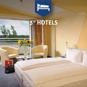 3* Hotels in Berlin