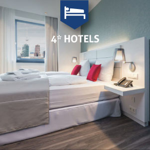 4* Hotels in Berlin