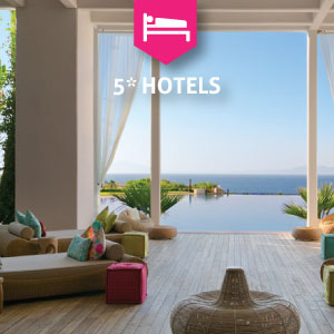 5* Hotels in Bodrum