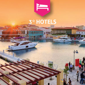 3* Hotels in Limassol