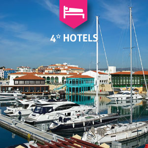 4* Hotels in Limassol