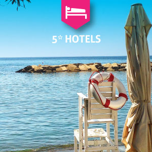 5* Hotels in Limassol