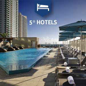 5* Hotels in Miami