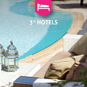 3* Hotels in Rhodes