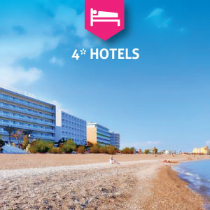 4* Hotels in Rhodes