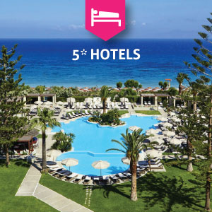 5* Hotels in Rhodes