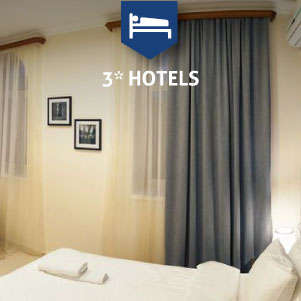 3* Hotels in Yerevan